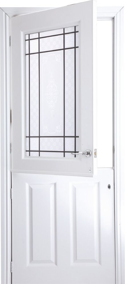 ... door to the existing opening you then simply and gently tap the edges back on to the door. Our large catalogue includes designs from the Traditional ... & Internal UPVc Doors